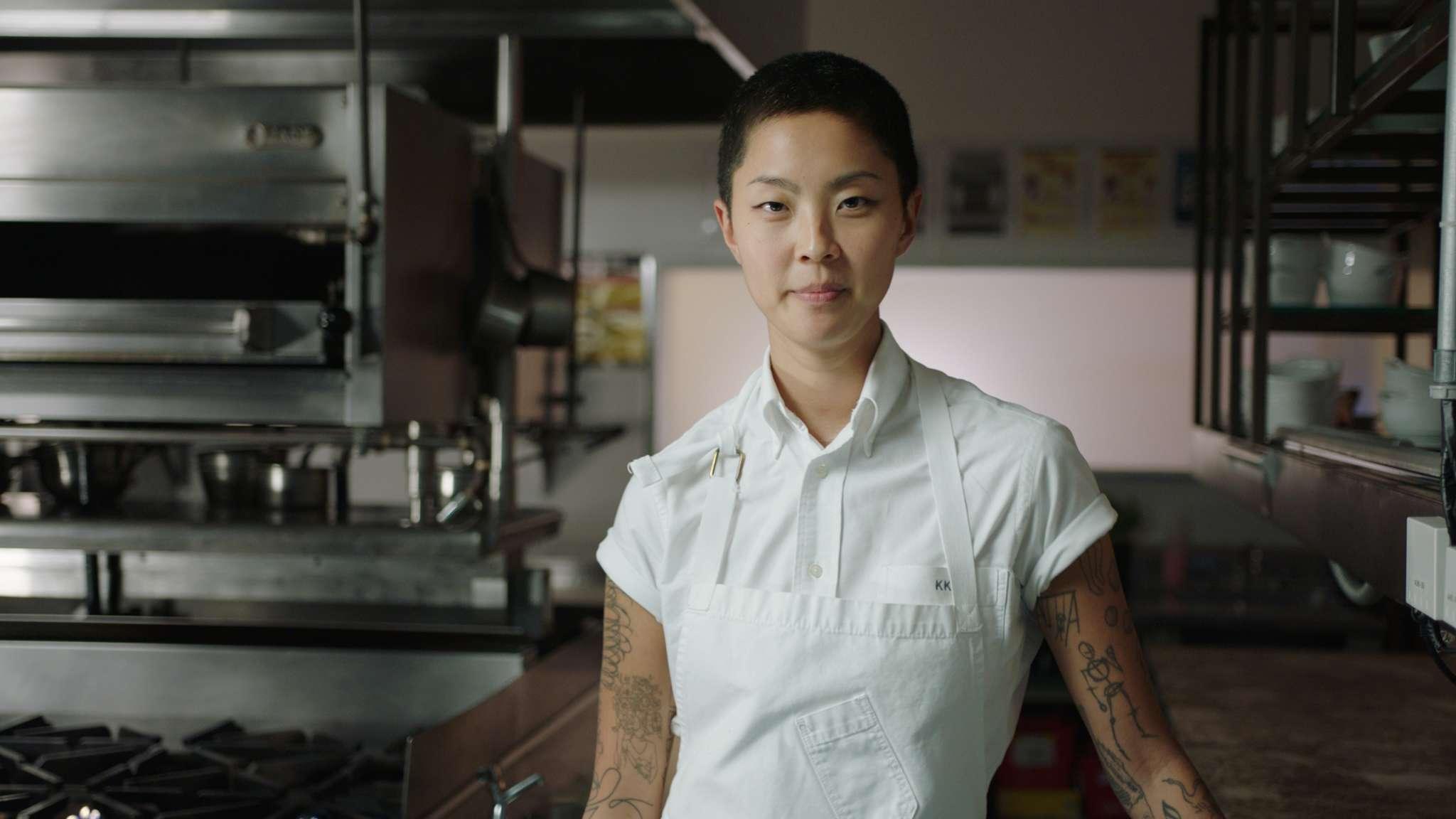 Kristen Kish Chef
